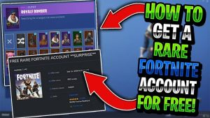 Free Fortnite Accounts Generator 2021 Email And Password