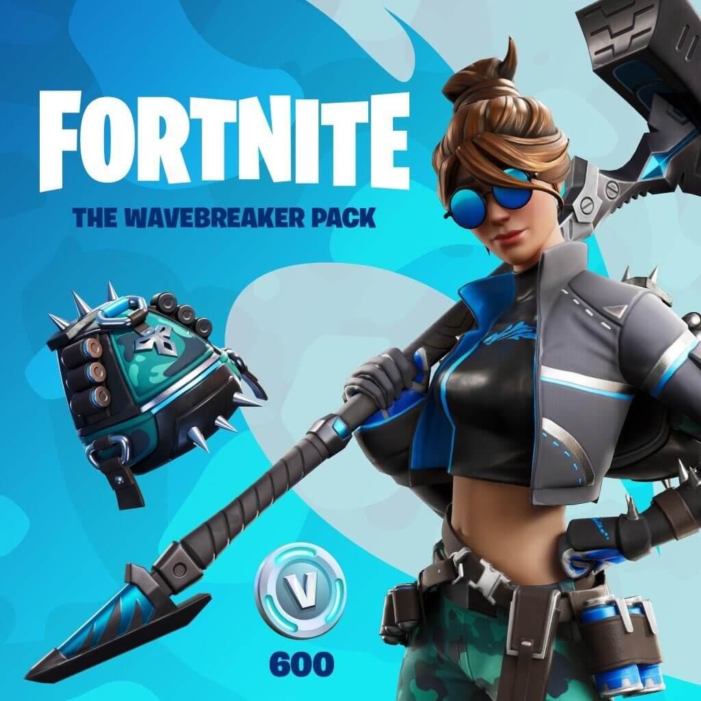 The Wavebreakers Pack