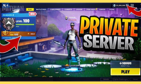 fortnite private server download 2021