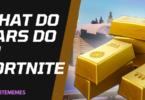 What do bars do in fortnite