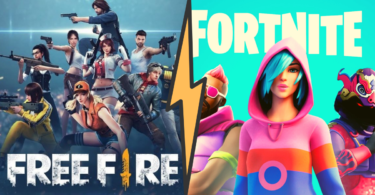 Free Fire VS Fortnite