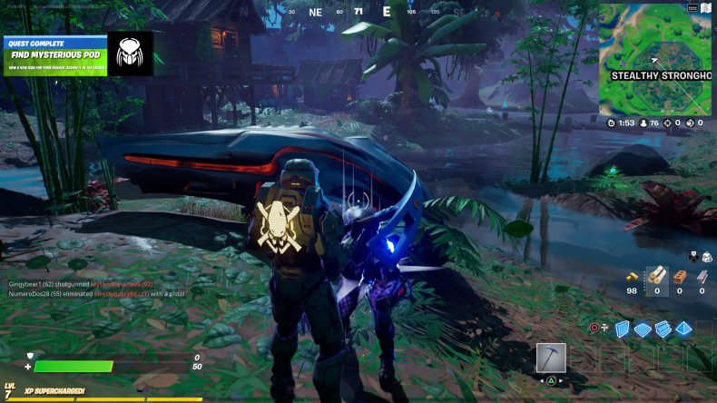 How To Get Predator In Fortnite