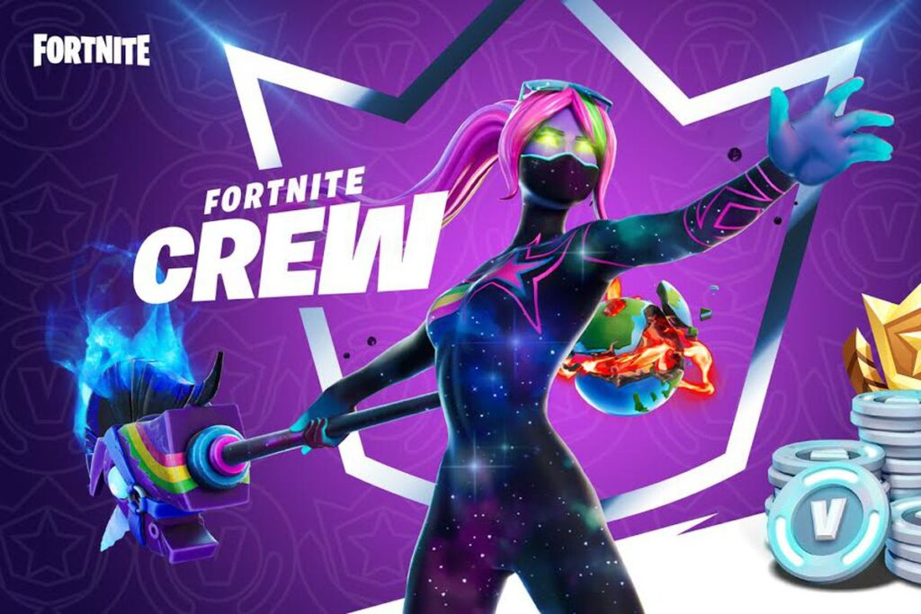 HOW TO CANCEL FORTNITE CREW