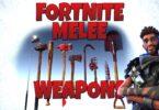Best melee weapon in fortnite