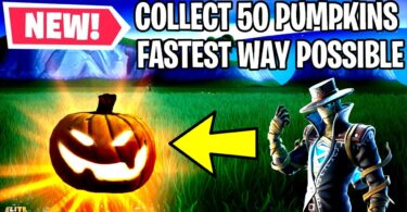 How to Collect Pumpkins in Fortnite Creative